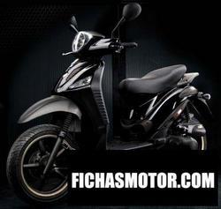 Imagen moto Hp Power copper 50 2011