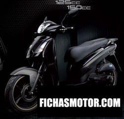 Imagen moto Hp Power lithium 125 2011