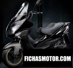 Imagen moto Hp Power nickel 125 2011