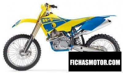 Imagen moto Husaberg fc 450 año 2004