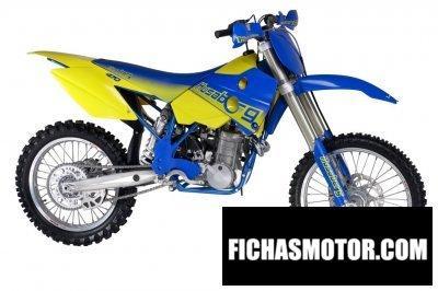 Imagen moto Husaberg fc 470 e año 2002