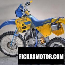 Imagen moto Husaberg fc 501 1990