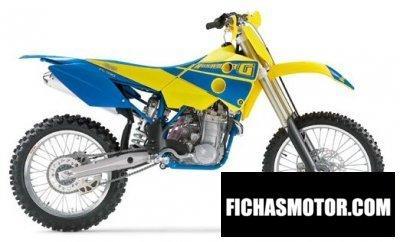 Imagen moto Husaberg fc 550 año 2004