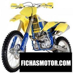 Imagen moto Husaberg fc 550 - 4 2003