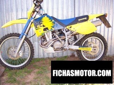Imagen moto Husaberg fe 400 año 1999