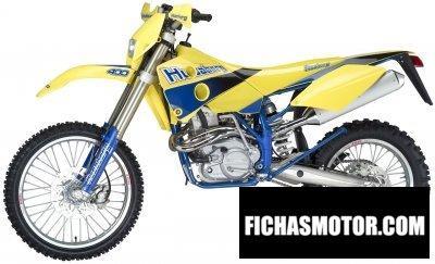 Imagen moto Husaberg fe 400 e año 2003