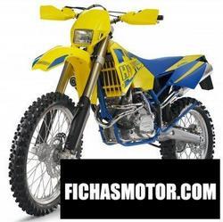 Imagen moto Husaberg fe 450 e 2005