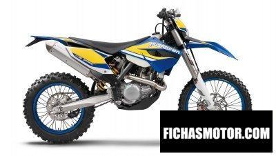 Imagen moto Husaberg fe 501 año 2013