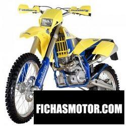 Imagen moto Husaberg fe 501 e 2003