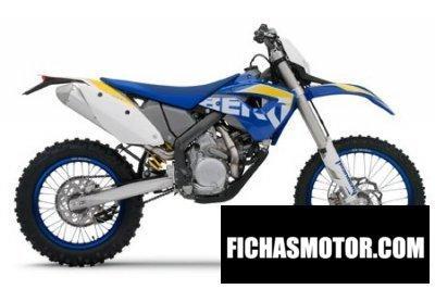 Imagen moto Husaberg fe 570 año 2009