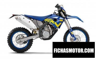 Imagen moto Husaberg fe 570 año 2012