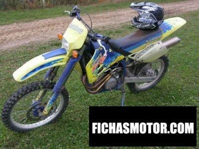 Imagen moto Husaberg fe 600 e año 1998