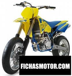 Imagen moto Husaberg fs 450 c 2005