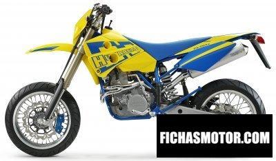 Imagen moto Husaberg fs 450 e año 2005