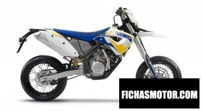 Imagen moto Husaberg fs 570 año 2011