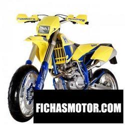 Imagen moto Husaberg fs 650 e 2003