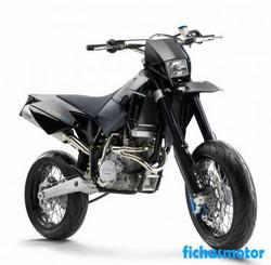 Imagen moto Husaberg fs 650e 2008