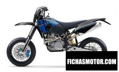 Imagen moto Husaberg fs650e año 2007