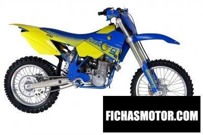 Imagen moto Husaberg fx 470 e año 2002