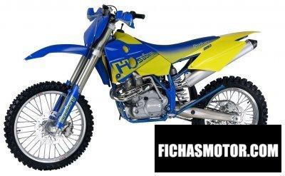 Imagen moto Husaberg fx 650 e año 2002