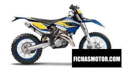 Imagen moto Husaberg te 125 año 2013