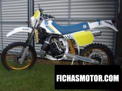 Imagen moto Husqvarna 240 wr año 1986