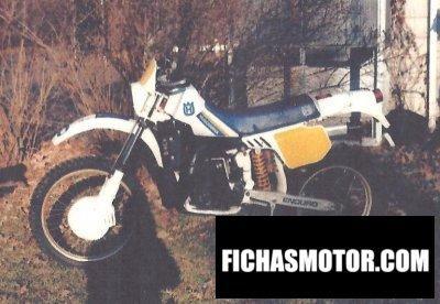 Ficha técnica Husqvarna 430 automatic 1986
