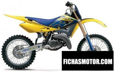 Imagen moto Husqvarna cr 125 año 2005