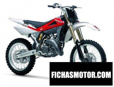 Imagen moto Husqvarna cr 125 año 2006