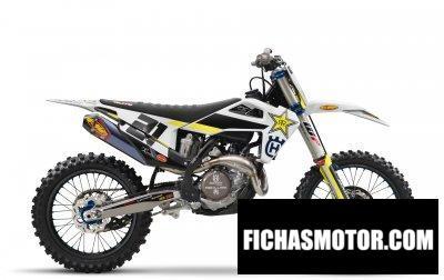Ficha técnica Husqvarna FC 450 Rockstar Edition 2020