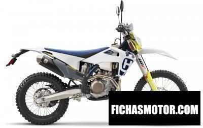 Imagen moto Husqvarna FE 501s año 2020