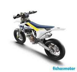 Imagen moto Husqvarna fs 450 2018