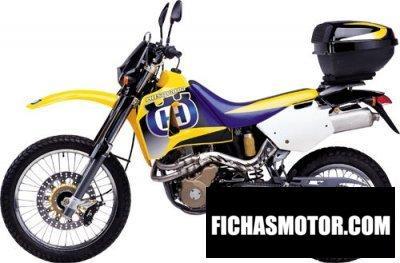 Imagen moto Husqvarna lt 610 e año 2001