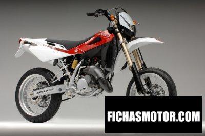 Imagen moto Husqvarna sm 125s año 2008