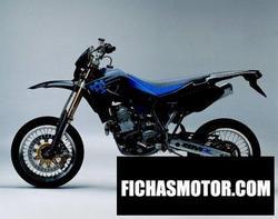 Imagen moto Husqvarna sm 400 r 2002