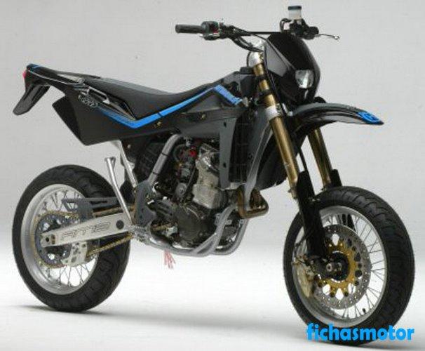 Imagen moto Husqvarna sm 450 r año 2003