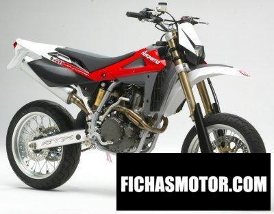 Imagen moto Husqvarna sm 450 r año 2005
