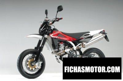 Imagen moto Husqvarna sm 510r año 2008