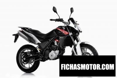 Imagen moto Husqvarna tr650 strada año 2013