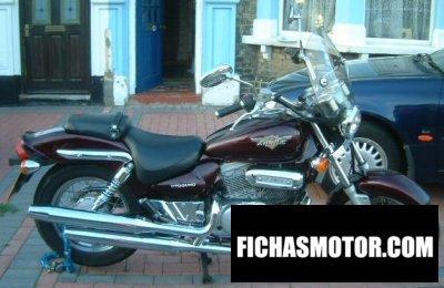 Imagen moto Hyosung gf 125 año 2003