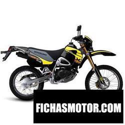 Imagen moto Hyosung rx125d-e 2011