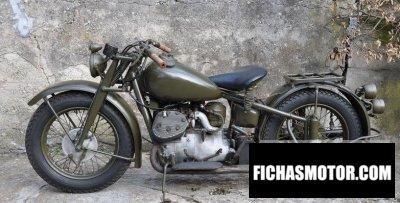 Ficha técnica Indian 841 1943