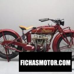 Imagen de Indian bge año 1926