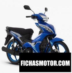 Imagen moto Italika AT110 RT 2020