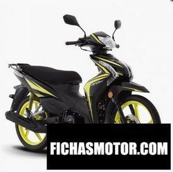 Imagen moto Italika AT125RT 2020