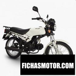 Imagen moto Italika DT 110 Delivery 2020