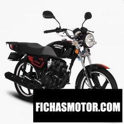 Imagen moto Italika DT 50Clasica 2020