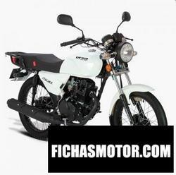 Imagen moto Italika DT150 Delivery 2020