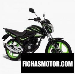 Imagen moto Italika Fiera 150 2020