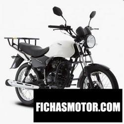 Imagen moto Italika FT150 Heavy Duty 2020